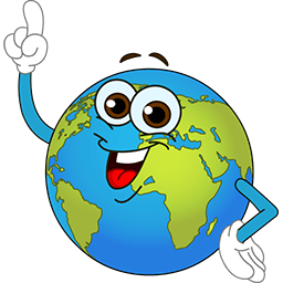 One Earth Emoticon