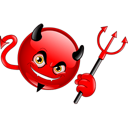 Red Devil Emoticon