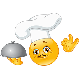 Gourmet Chef Emoticon