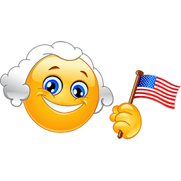 Founding Father Emoticon