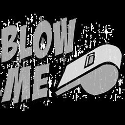 Blow Me Emoticon